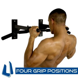 Wall Mounted Commercial Chin Pull Up Bar