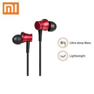 Genuine Xiaomi Mi Earphone 3 Sports Fresh Basic In-ear Earphones