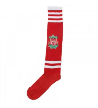 LIVERPOOL SOCCER SOCKS – RED