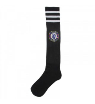 CHELSEA SOCCER SOCKS – BLACK