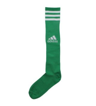 Adidas Football Long Socks In Green Color