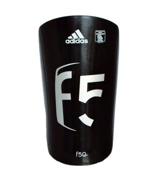 ADIDAS F50 LITE BLACK SHIN GUARD