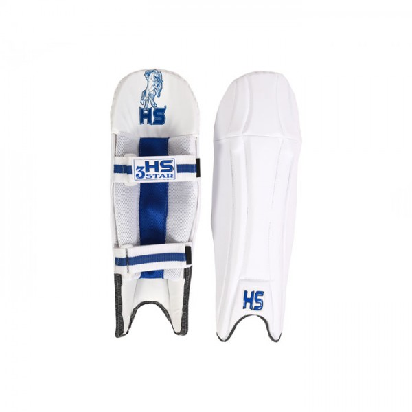 HS 3 Star Wicket Keeping Pads