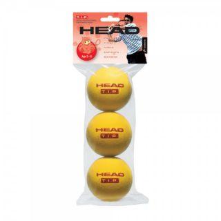 Head T.I.P Tennis Training Balls (3 Pack)
