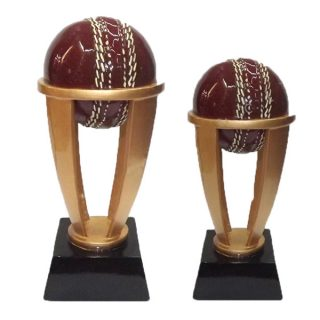 Cricket Trophy Statues Best Bowler Award Trophy