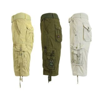 Summer Six Pocket Cargo Short