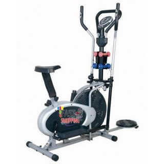 Multi Elliptical Orbitrac With Airbike Cycle Anyfit AF-500