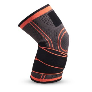 Elastic Knee Pads Sports Fitness And Protective Gear