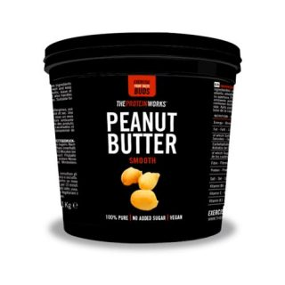 100% Natural Peanut Butter 1 kg Smooth