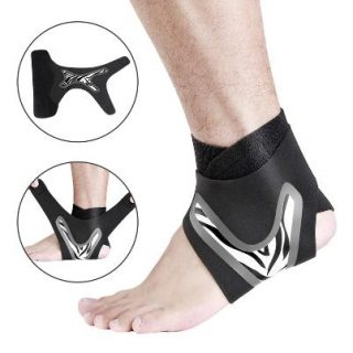 Adjustable Ankle Sleeve Pressure