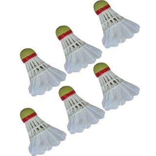 Pack of 6 Feather Shuttle At Good Price