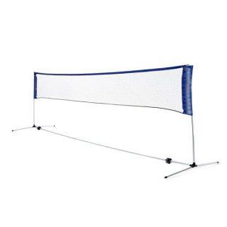 Badminton Net White & Blue