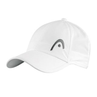 Pro Player Cap - White