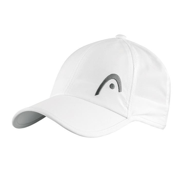 Pro Player Cap - White