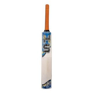 HS STAR BOY CRICKET BAT Blue & Orange