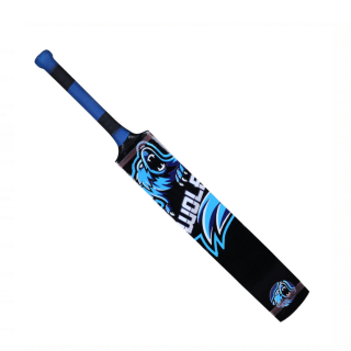 CA Wolf Power TEK - Tape Ball Bat - Full Cane Handle