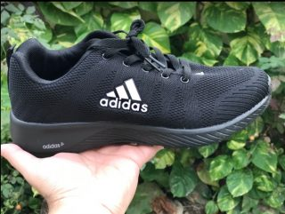 Adidas Running Best material Black color Shoes