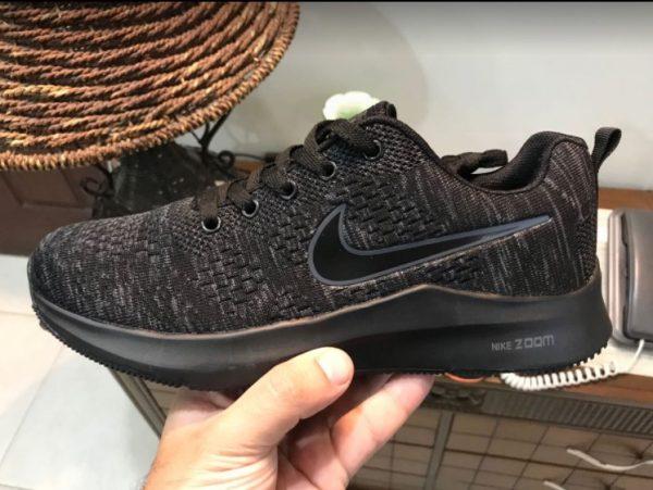 Original New Arrival Nike Running Black logo Sneakers