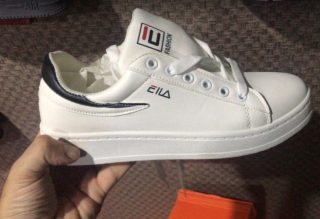 Fila High Quality casual comfortable White Color Sneakers