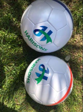 Harisons Premium Quality Standard Football Multi-design