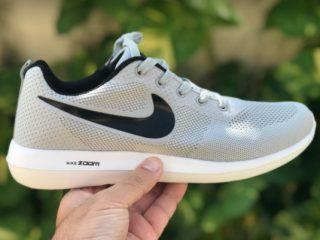 New Arrival NIKE white color Running Sneakers For Men