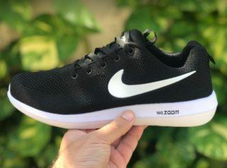 New Arrival NIKE black color Running Sneakers For Men