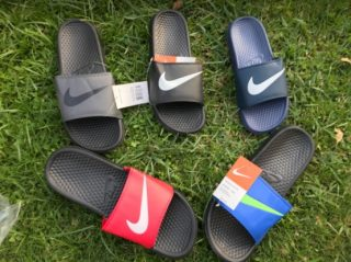 New arrivals Nike Slides Best Quality Available Colors Slippers