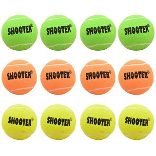 Pack-of-12-Tennis-Ball-Multi-colors