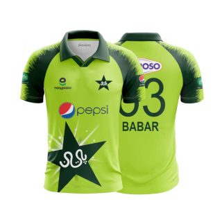 T20 Shirt – Pakistan Cricket Team 2020
