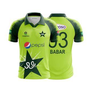 T20 Shirt – Pakistan Cricket Team 2020