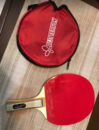 Racket Sports Butterfly TBC 302 Table Tennis