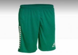 Select sports original Cotton Material Green Color shorts