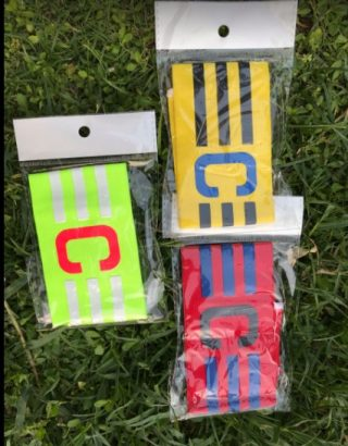 Sports Captains High Quality Arm Band