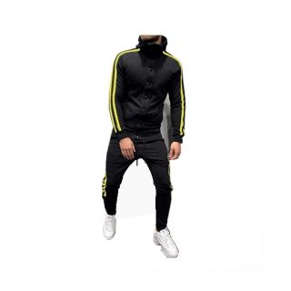 The Smart Shop Print Sweat Shirt & Trouser For Men