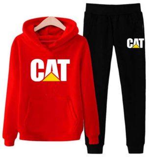 Cat Track Suit