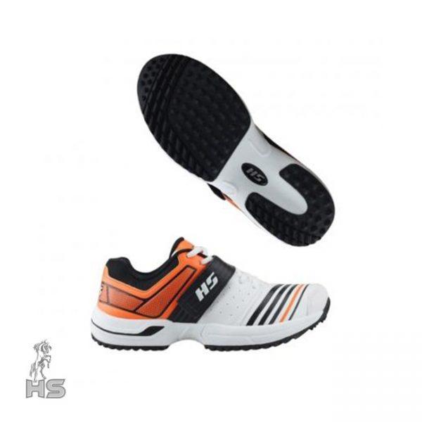 HS-41-Cricket-Shoes-Orange