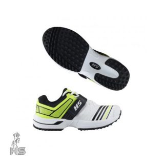HS-41-Cricket-Shoes-Yellow