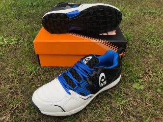 Hs Cricket Shoes Blue