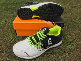 HS Cricket Shoes Green