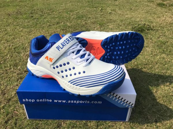 HS Player Edition Cricket Shoes (Blue)