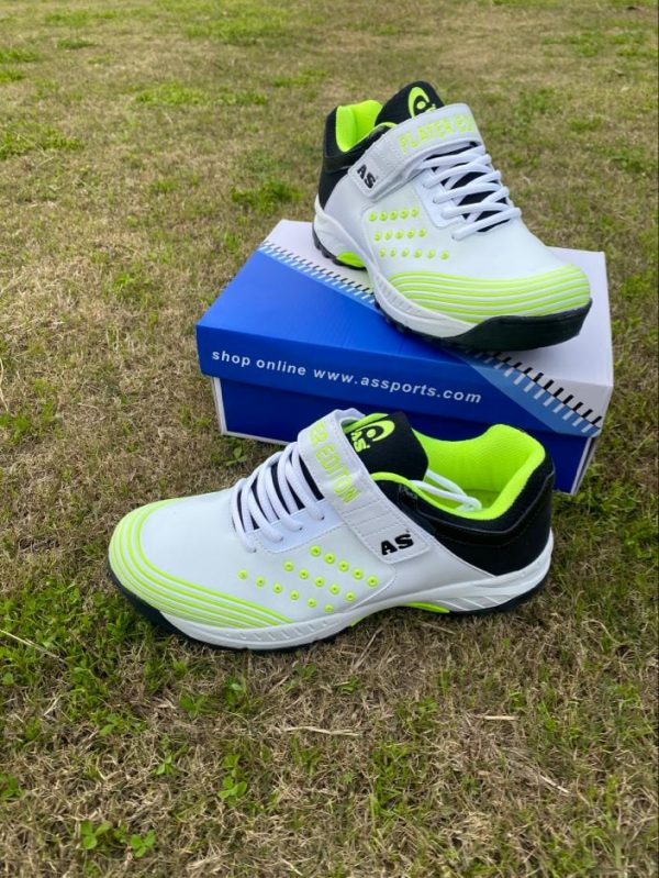 HS Player Edition Cricket Shoes (Green)