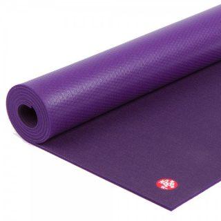 Manduka PRO Yoga Mat - 6mm - Black Magic