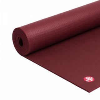 Manduka Pro Yoga Mat 6mm - Verve (Maroon)