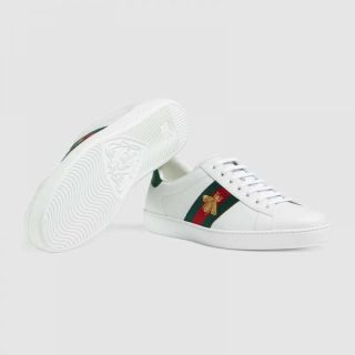 Gucci Leather New Ace Sneaker (2021)