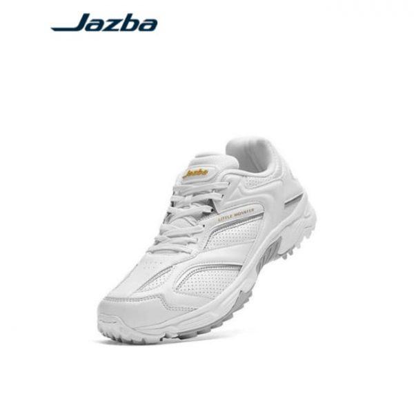 Jazba Crcket White Shoes